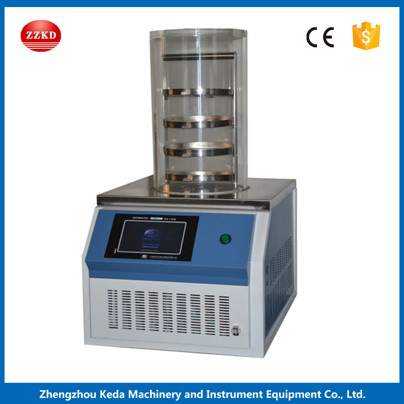 KD-30ND Ordinary Top Press Floor Type Flower Freeze Drying Machine