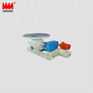 Winner disk plate vibrating feeder for construction use