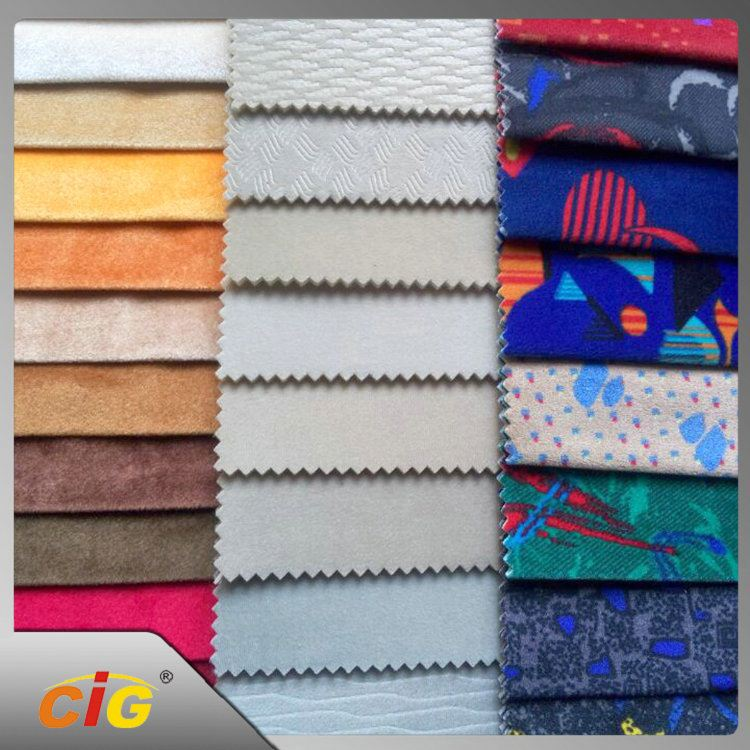 Wholesale SGS Approved nitrile coated fabric