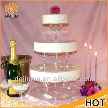 Three Tiered Plastic Cake Stand Where To Buy