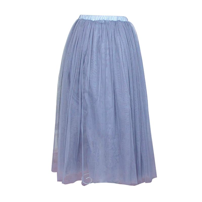 1788b5b79f Buy 10 Colors Maxi Tulle Skirt Puff Long Skirts Womens 2015 Mesh Skirt  Ballet Girl Plus Size Tutu Skirt Women High Waist Saia Longa in Cheap Price  on ...