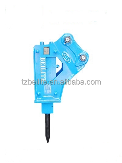 mini wheel excavator hydraulic air jack hammer