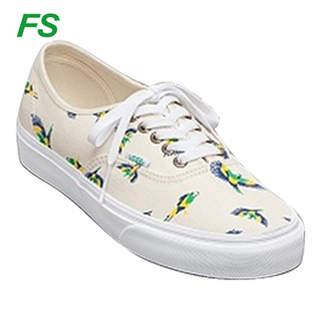 Latest Model Canvas Shoesbest Fashion Casual Canvas Shoes For Girl