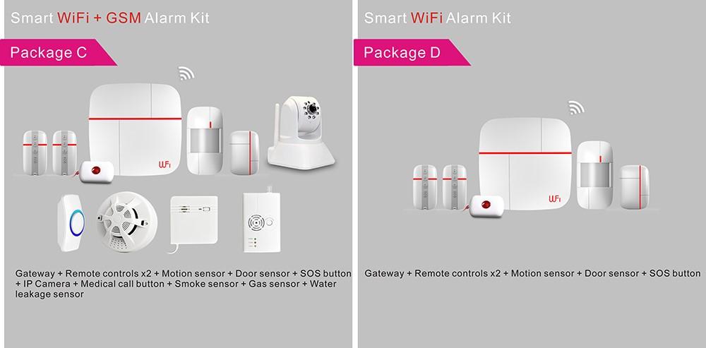 Superior Quality Vcare Wifi Smart Home Intelligent Auto Dial Alarm ...
