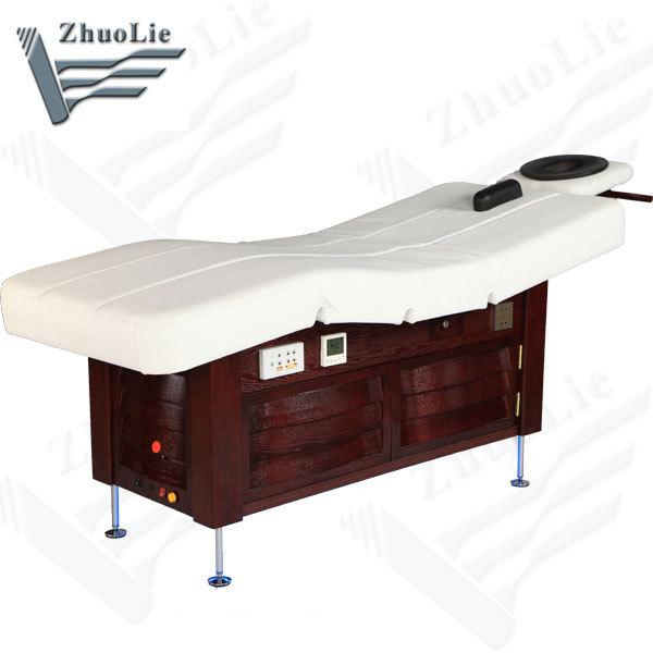 Luxury beauty salon furniture thermal massage table for for Luxury beauty salon furniture
