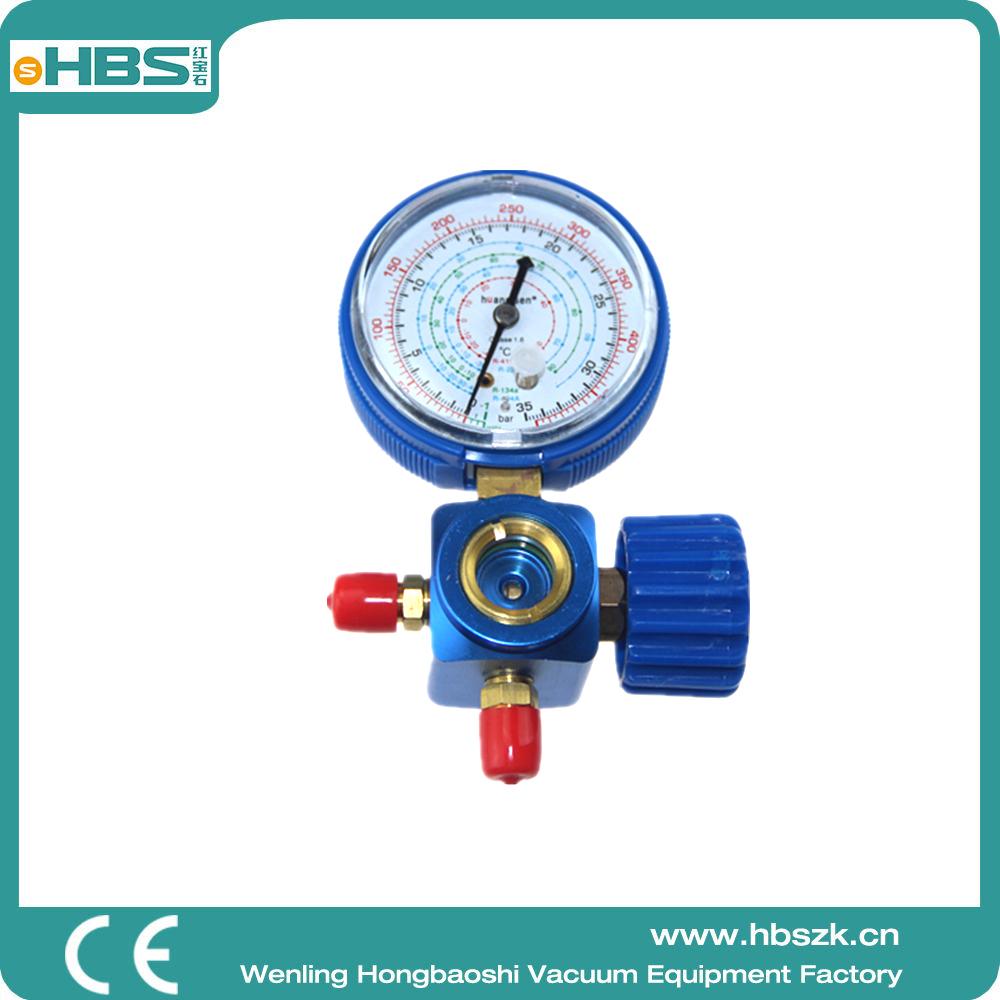 manifold gauge connection