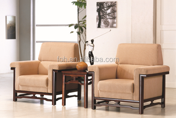 Chinese Style Single Sofa Antique Sofa Old Style Sofas(FOH 6681)