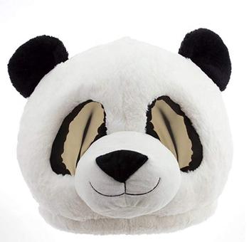 Plush Head PANDA Mask