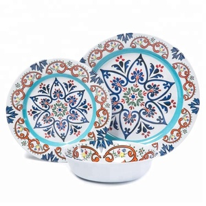 100% melamine American tabletop collection, usa melamine dinnerware