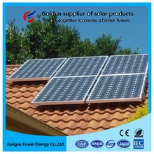 Easy installation 600W 1KW 2KW 3KW 5KW solar panel off grid system complete