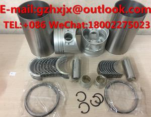KUBOTA Engine Parts D902 D905 D950 PISTON RING for Excavator CYLIND LINER  KIT GASKET KIT Rebuild kit