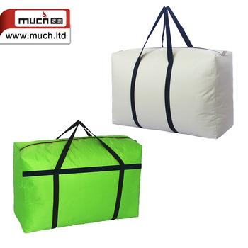 Oxford Handing Bag Cheap Hot Sale Moving Bag Large Plastic Zipper