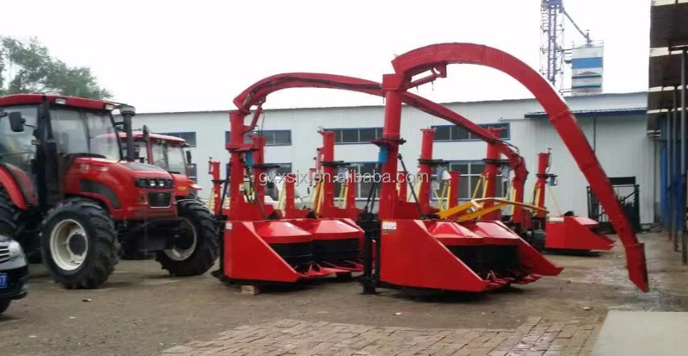 1400mm forage harvester silage maize harvester