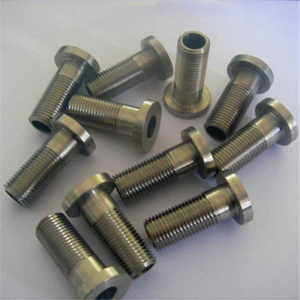 Hot sale cnc machining nut titanium bike parts