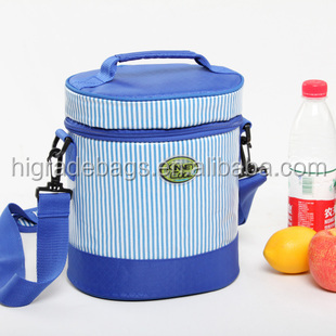 thermal lunch bag lunch bag with zipper closure