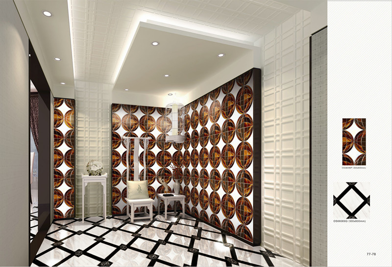 Tv Background Wall Tiles Decorative Hall Wall Tiles Buy