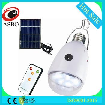 12 Led Solar Rechargeable Led Flash Light Torch Light