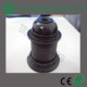 Hot sale!!! bakelite thread socket black e14 bakelit lamp holder