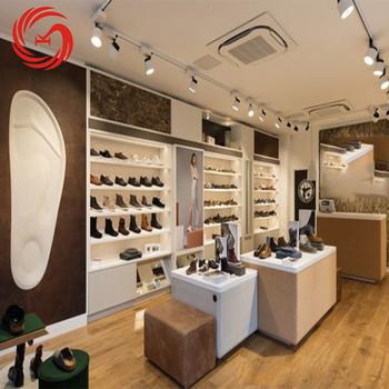 984cc2a808 Imagens de projeto de contador de loja de qualidade alta qualidade personalizado  sapato exibir prateleiras para