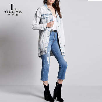 Ladies Smart Casual Jeans Jackets Stylish Women S Coats And Denim