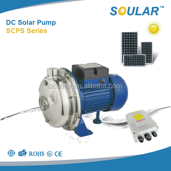 Dc Surface Centrifugal Solar Pump For Swimming Pool Slcps Buy Solar Pump Solar Water Pump