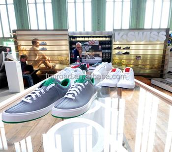 Sneaker Negozio E Popup Design Scarpe Booth Contatore Unico Sportive OZPqX