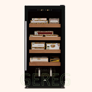 cigar cooler,238L,load 800pcs cigar refrigerator cohiba cigar price