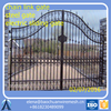 cattle sliding gate / wrought iron metal gate hinges / iron gates for sale