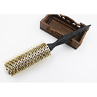 Hair Pig Bristle Hair Comb Blow Straight Hair Rolling Comb Styling Comb