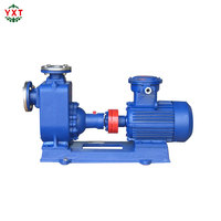 ZW Series Self priming Non Clog Centrifugal Sewage Pump