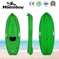 Kids Small Inflatable Boat Fishing Kayak