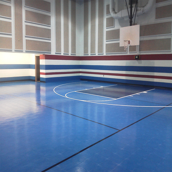 Add to CompareShare PP material factory price famous brand Popular used futsal flooring