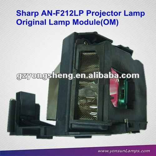 Original projector lamp AN-F212LP for SHARP projector PG-F212X