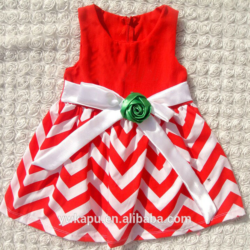 bd59fe7e8c4a noël bébé chevron belle robe pour fille 1 année-Robes pour filles-ID ...