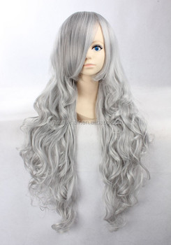 Trade Assurance Romantic Angel Natural Curly Hair Wigs Grey Buy