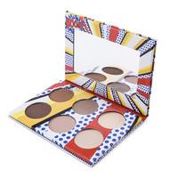 Private Label OEM 6 colors Makeup Eyeshadow