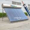 High quality and affordable cost of solar water heater system with heat pipes