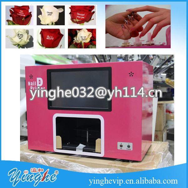 Wholesale speaking flower petal printer