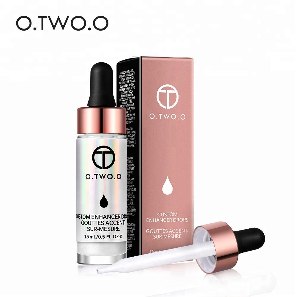 O.TWO.O Face Makeup Lips Eyes Shimmer Liquid Highlighter