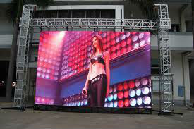 china suppliers p4 Thailand led display/led screen