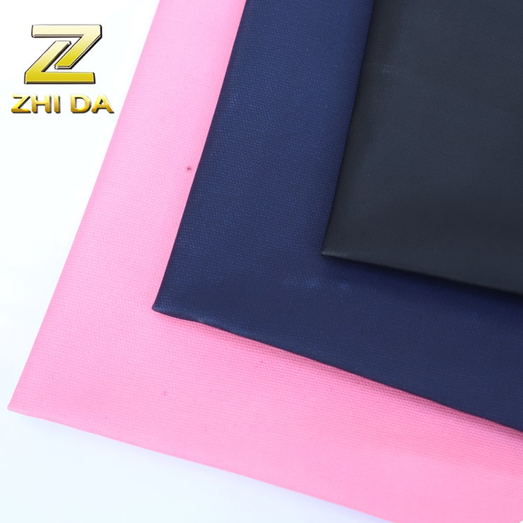 16oz heavyweight waterproof pvc coated fabric for textile material shoes with waterproof effect