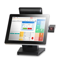 AIO-1789 All in one electronic cash register/pos systems for sale