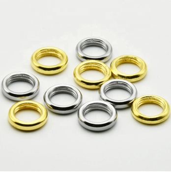M10 Washers Lamp Circle Screw Nuts 3MM Thickness Titanium Alloy 10mm Female Thread Washer for Lighting Tooth Tube