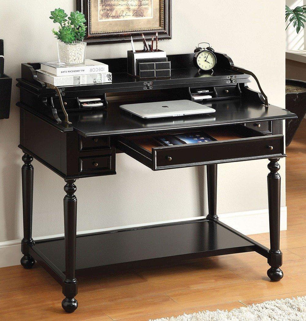 traditional style secretary desk - 1000×1000