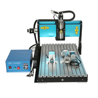 Good Price 4 Axis Cnc Engraver 6040 Plastic Sheet Cutting Machine Wood Router