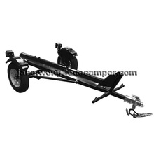 Pull Behind Folding Motorcycle Trailer For Sale