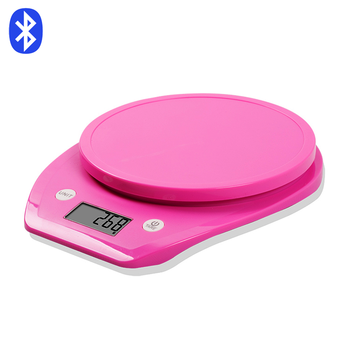 St 8601bt bluetooth kitchen food scale with ios and for Bluetooth kitchen scale