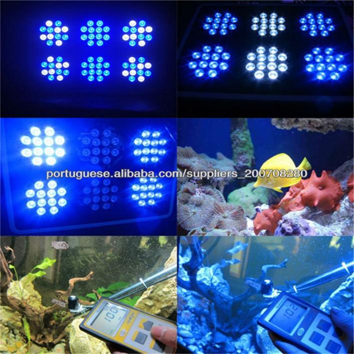2015 Best Aquarium Led Lights Dimmable Reef Coral Aquarium Led ...