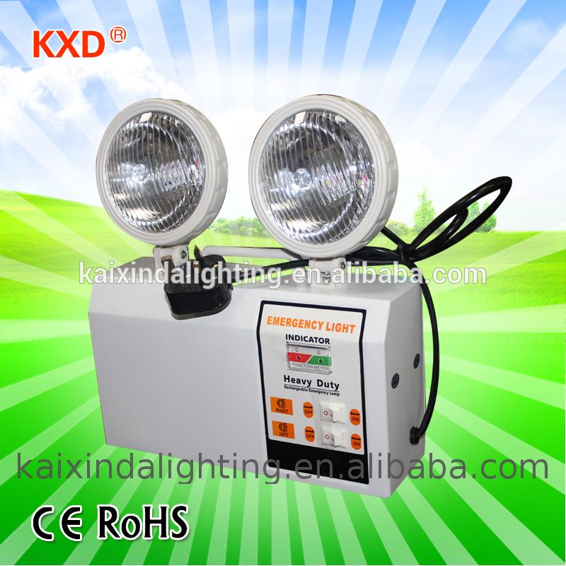 New Brand 2017 Battery Backup Emergency Light With Good Price