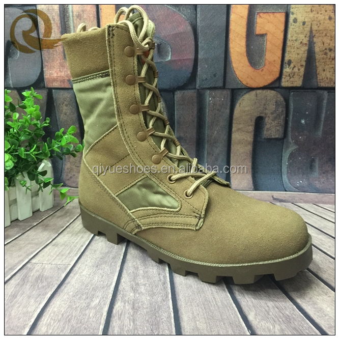 Hot sale altama suede desert boots military boots army combat